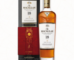 The Macallan 18 Year
