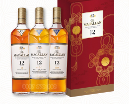 The Macallan 12 Year Triple Cask Matured