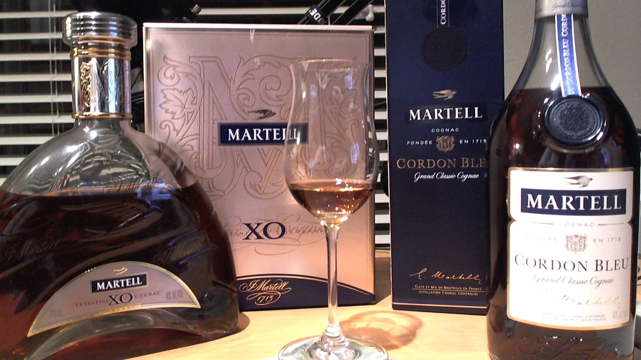 Những điều thú vị về dòng rượu Martell - Rượu bia Kỳ Anh